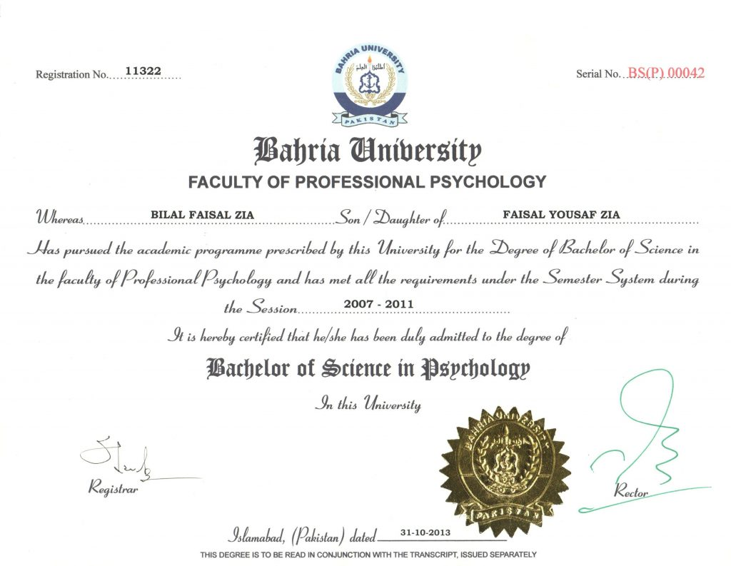 psychology degree degrees certificates