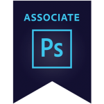 The Adobe Certified Associate (ACA) certification is the industry-recognized validation of one's skill in Adobe Photoshop CC. This certification requires an in-depth knowledge of setting project requirements, identifying design elements when preparing images, manipulating and publishing digital images using Adobe Photoshop, as well as an understanding of the Adobe Photoshop CC interface.